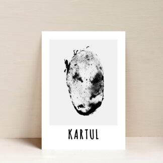 poster kartul