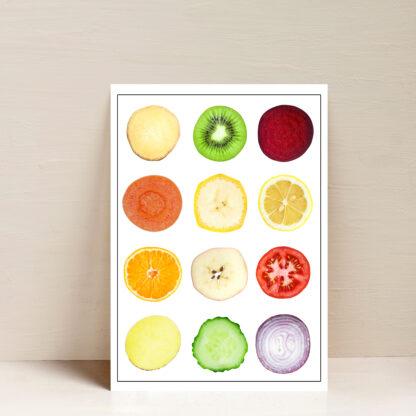 fotoposter viilud toit