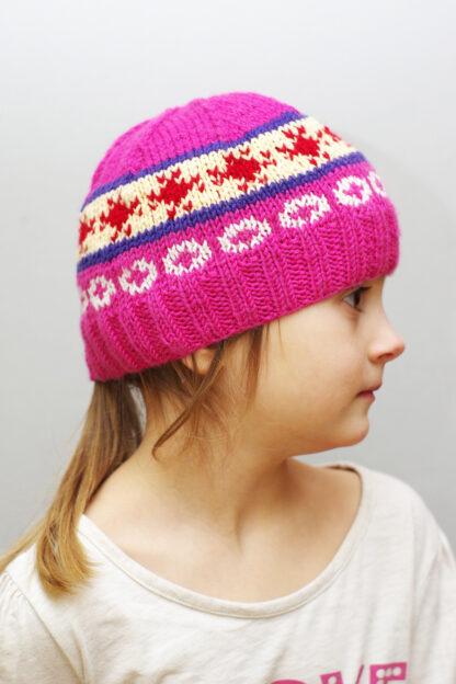 fair isle müts
