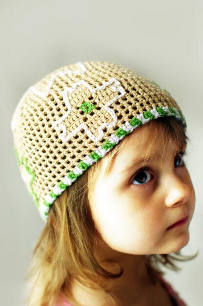 heegeldatud müts